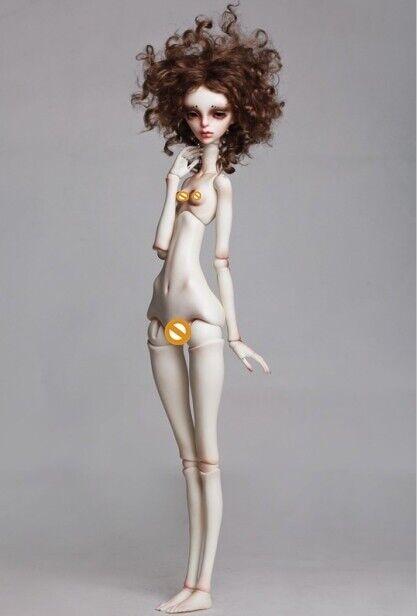 Bjd doll 1 4-Elizabeth DC recast muñeca Dollfie anime manga rara