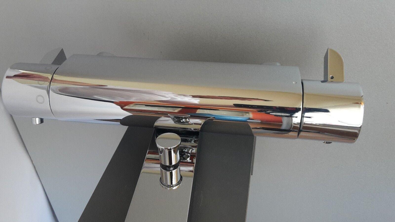 SAM Sica Wannen Armatur DN 15 für Wandmontage chrom 3078167010