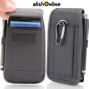 Universal-Nylon-Belt-Pouch-Case-Cover-Holster-Bag-for-Samsung-Galaxy-all-Models