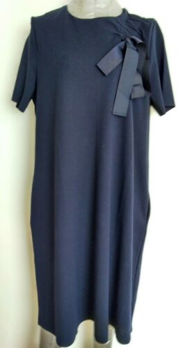 Taille Longueur Dress S Oversize Cos New Poches Poches courtes brand genou au Jumper 0BqWgtcngF
