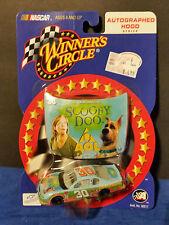 Winners Circle Autographed Hood Series Jeff Green #30 Scooby Doo/ Aol