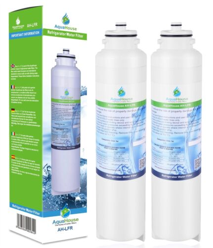 2x AquaHouse Compatible M7251242FR-06 Ultimate Water Filter for LG Refrigerator