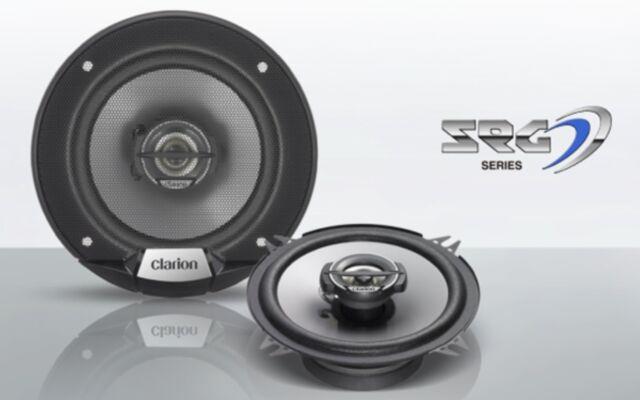 "Clarion SRG1323R Auto-Lautsprecher PKW 13 CM (5,25""), PAAR Coax 230 Watt NEU"