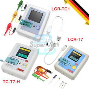 LCR-TC1 LCR-T7 TC-T7-H Transistor Tester TFT Diode Triode Capacitance Meter