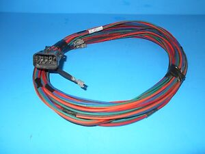 onan 044 00026 remote wire harness 25 039 5 wire 8 pin image is loading onan 044 00026 remote wire harness 25 039