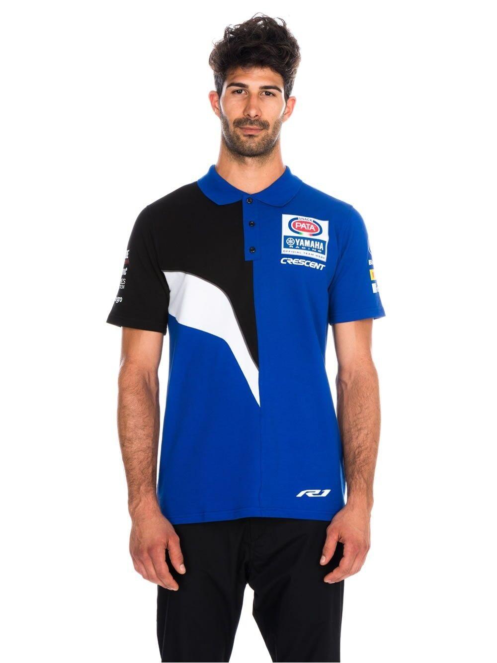 Offiziell Pata Yamaha Racing Team Polohemd - 16 17007   | Sale Online Shop  | Authentische Garantie  | Bequeme Berührung