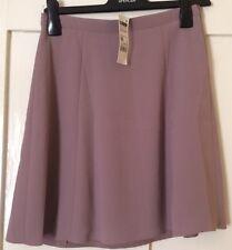 Benetton Skirt Pink Xs/UK 6 NEW