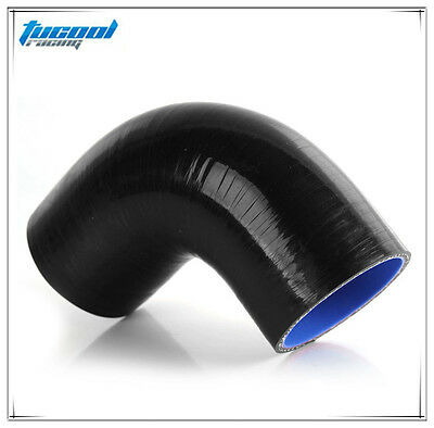 90 Degree Silicone Elbow Hose Pipe Bend Coolant Radiator Air Water Hose Pipe