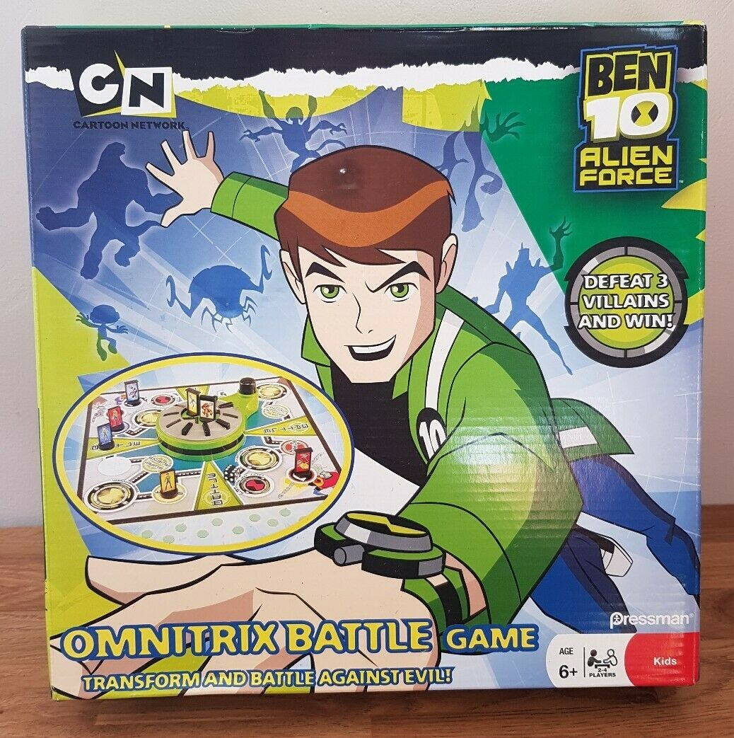 Details about Ben 10 Alien Game Omnitrix Watch Electronic Toy BEN42000