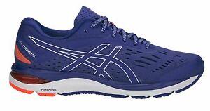 ASICS-Scarpe-da-corsa-da-uomo-per-il-tempo-libero-Scarpe-Jogging-Running-Gel-Cumulus-20-BLU