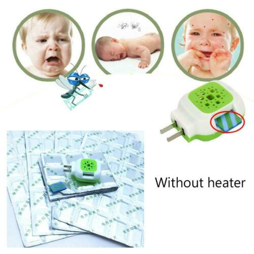 36 Pack Mosquito Repellent Insect Bite Mat Tablet Refill Replace Pest Repeller