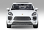 Welly-1-24-Porsche-Macan-Diecast-Model-Sports-Racing-Car-Toy-NEW-IN-BOX-White thumbnail 4