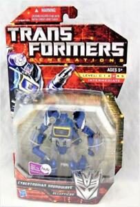 Transformers Generations Cybertronian Soundwave DLX Class 100/% Complete