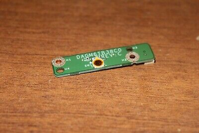 Laptop Power Switch Button Board for Dell XPS 15 L501X L502X DAGM6TB38C0