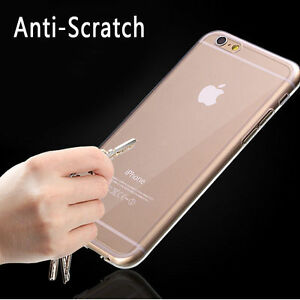 For-iPhone-6-6s-Plus-Ultra-Thin-Clear-Crystal-Rubber-TPU-Soft-Case-Cover-Skin