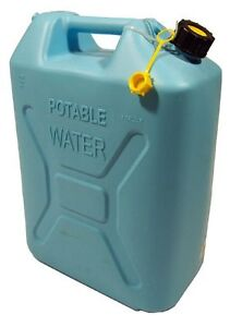 Scepter-20L-Water-Jerry-Can-Brand-NEW