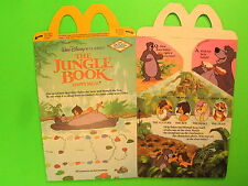 1990 McDonalds HM Box - Jungle Book - Baloo the Bear