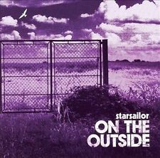 On the Outside by Starsailor (CD + DVD, 2006 Adrenalin) ala Coldplay/Keane/U2
