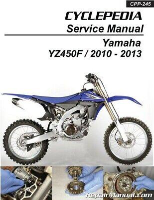 Polisport Radiator Louvers YZ Blue for Yamaha YZ450F 2010-2013