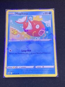 Magikarp 039//192 Playset X4 Common Pokemon TCG S/&S Rebel Clash
