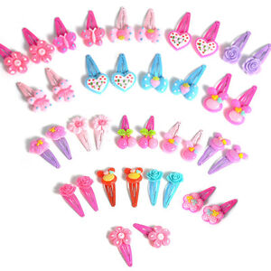 20PCS-Mixed-Styles-Assorted-Lovely-Hair-Clips-Baby-Kids-Girls-Hair-Pin-Jewelry