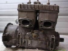 Ski Doo Rotax 521 Type 537 L/C Twin Snowmobile Engine, Formula Plus Etc.