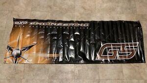 "JT Logo Cloth Paintball Banner Dealer Advertisement Promo Wall Hanging 48/"" x 24/"""