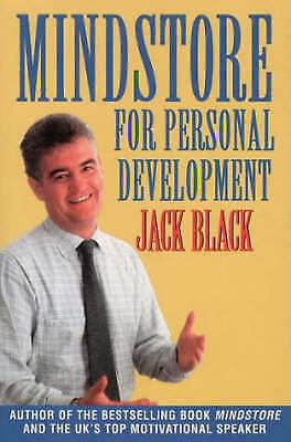 """""""AS NEW"""" Black, Jack, Mindstore for Personal Development Book"""