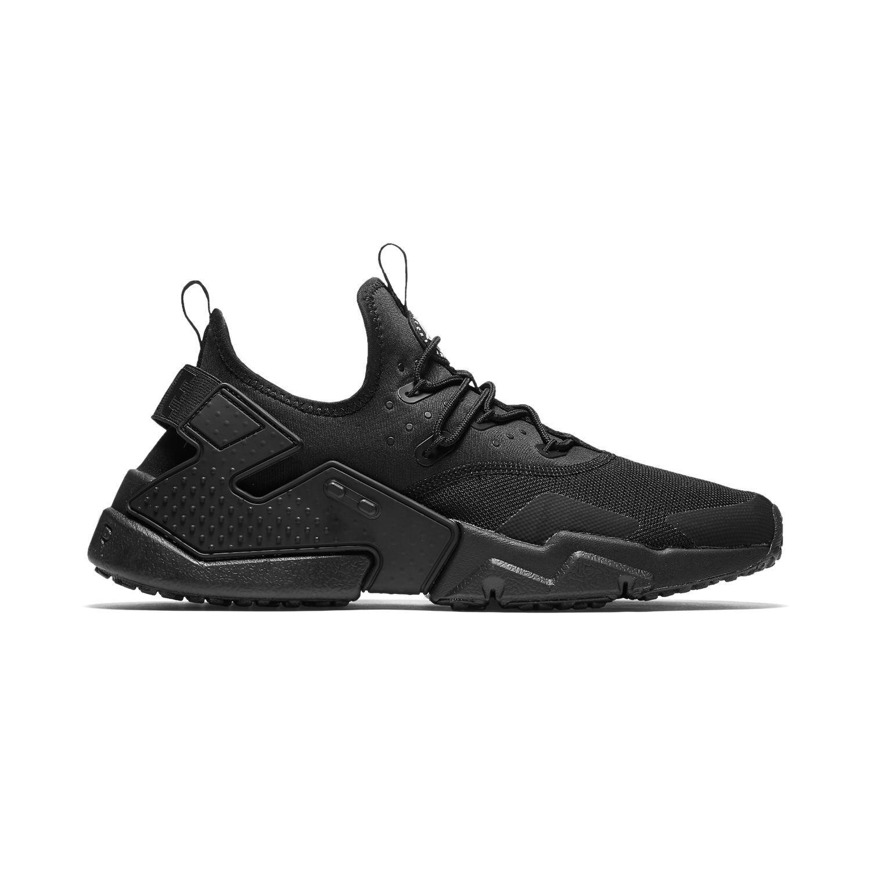 Nike Men's Air Huarache Drift Shoes NEW AUTHENTIC Black/White AH7334-003