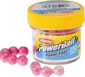 Berkley-Powerbait-Floating-Power-Salmon-Eggs-Fishing-Bait-Choice-of-Colors