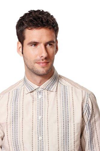 Bu... BURDA Homme sewing pattern 7045 Smart à Manches Longues Chemises Gratuit UK p/&p
