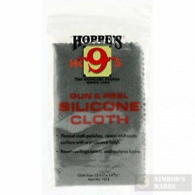 Flannel Reel Polishing Cloth Hoppe/'s 1218 Silicone Firearm Gun
