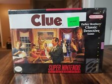 Clue (Super Nintendo Entertainment System, 1992)