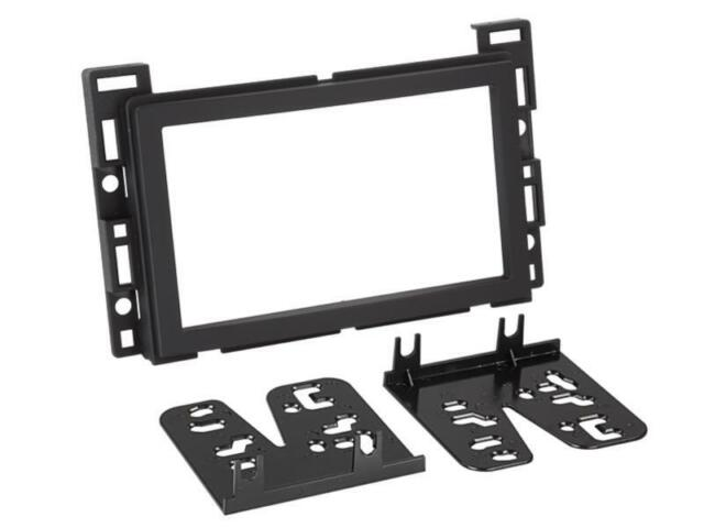 Chevrolet Monte Carlo (1w) Car Radio Panel Mounting Frame Double Din 2-din