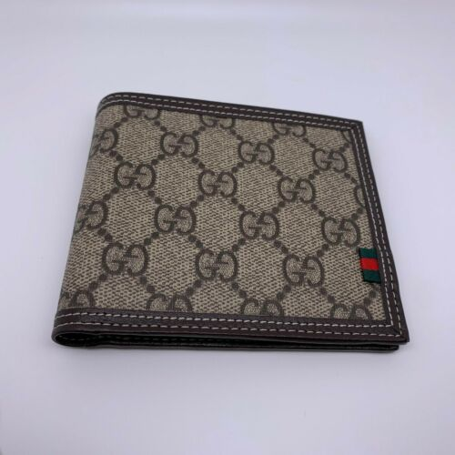 GUCCI Classic Wallet GC Wallet Classic Pattern Wal