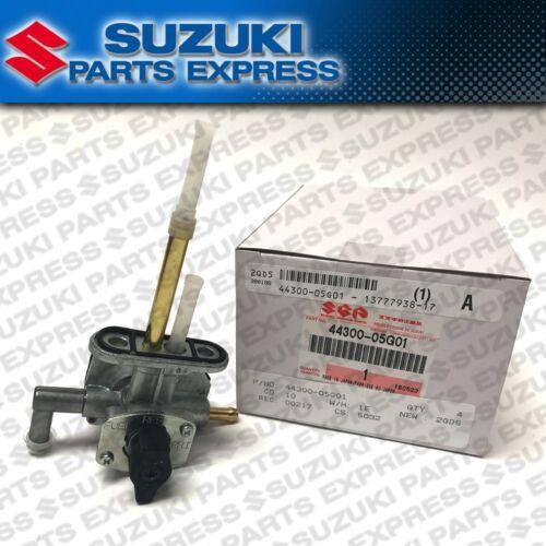 2002-2006 SUZUKI OZARK 250 LT-F 250 LTF FUEL PETCOCK ON OFF VALVE 44300-05G01