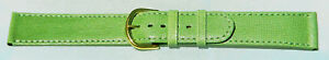 20mm-FLEURUS-HAND-MADE-GREEN-SEMI-GLOSS-DELUXE-CALF-LEATHER-WATCH-BAND-STRAP