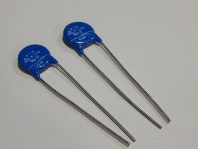 S07K300 300vac  23J  7mm MOV Varistor Epcos 100 pcs