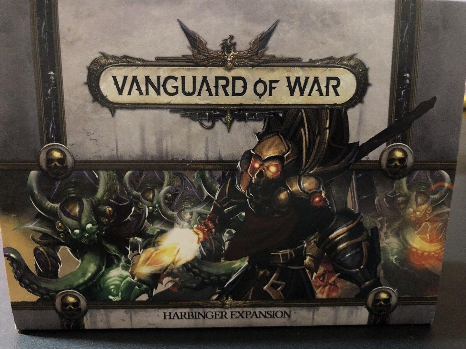 Vanguard of War juego de mesa Archon Studios Alta Calidad scifi