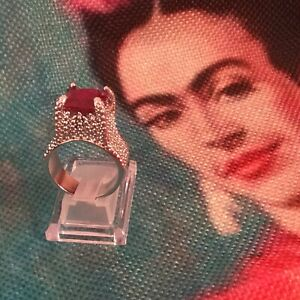 Vintage-Retro-Statement-Runway-Jewellery-Large-Cocktail-Dress-Ring-Jewelry