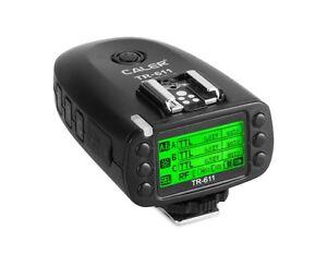Jinbei-CALER-TR-612-TTL-HSS-Flash-Transmitter-Trigger-for-HD-610-Strobe-amp-Nikon