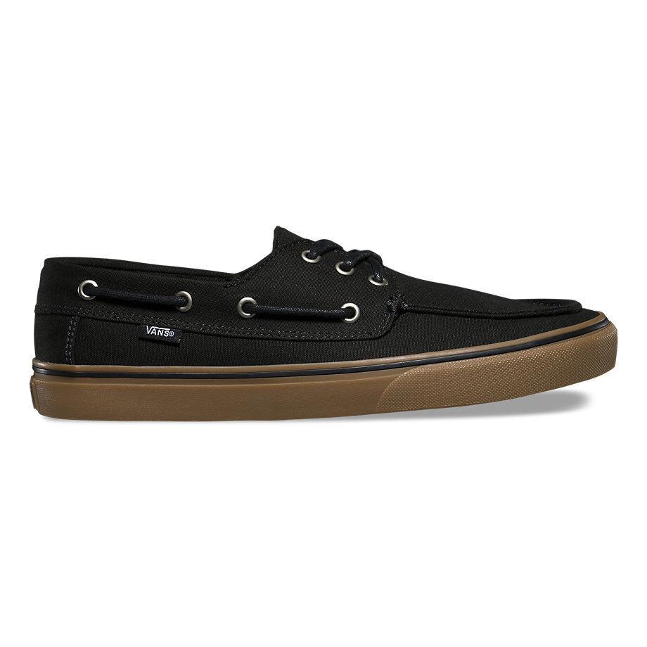 Vans Chauffeur Slip SF Black Medium Gum Slip Chauffeur On Skate UltraCush Men's Size 7 296efb