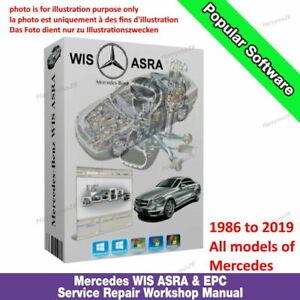 MERCEDES-BENZ-SMART-WIS-EPC-ASRA-Service-Repair-Workshop-Manual-1986-2019