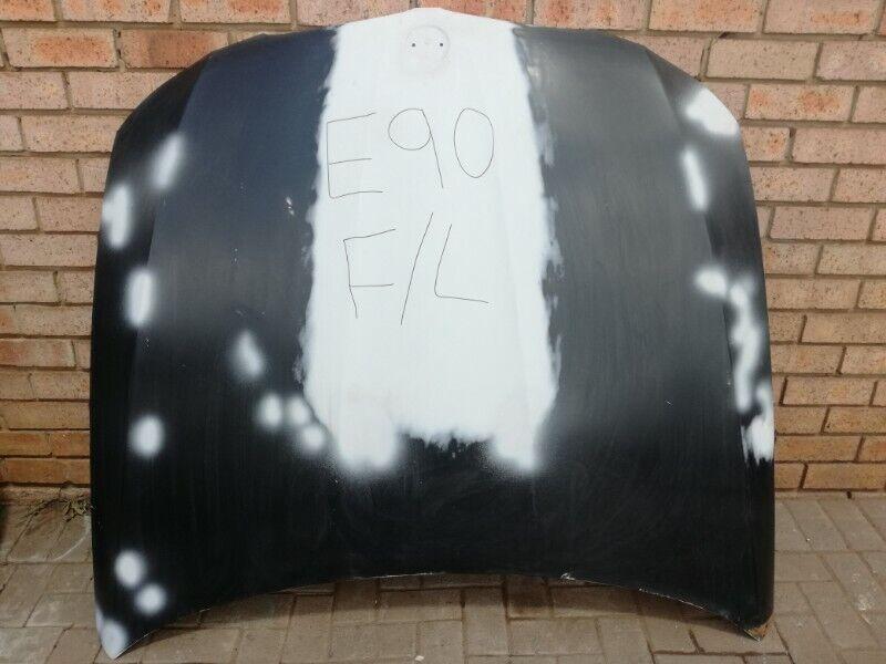 Bmw 3 series E90 Facelift LCI Bonnet