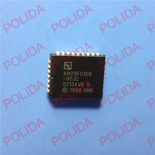 5PCS Flash Memory IC AMD PLCC-32 AM29F010B-90JC