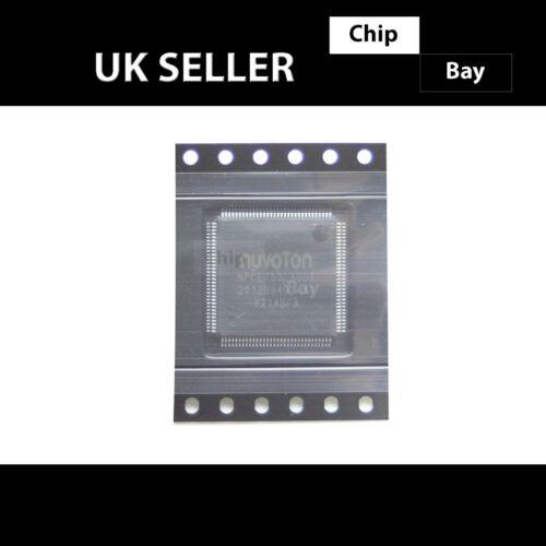 NUVOTON NPCE 783 laodx NPCE 783LA0DX QFP IC chip power chip