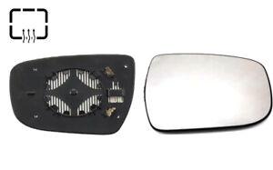 Puerta de ala derecha Lado Del Conductor Cristal Espejo Para Nissan Pulsar 2014-On