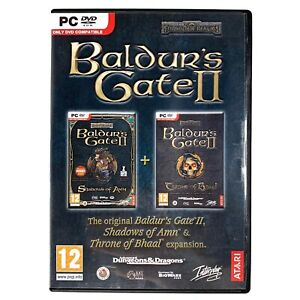 Baldur-039-s-Gate-II-2-Shadows-of-Amn-amp-Throne-of-Bhaal-Expansion-for-Windows-PC