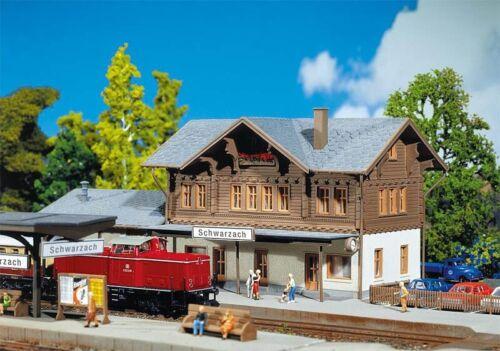 FALLER 212108 Bahnhof Schwarzach Bausatz N