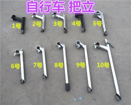 Electric Bike MTB Mountain Folding Bicycle 22.2//25.4mm Stems w//22.2mm Fork Tubes